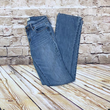 Load image into Gallery viewer, Ambercrombie & Fitch Medium Wash Bootcut Jeans