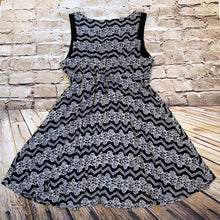 Load image into Gallery viewer, Torrid Black and White Casual Dress