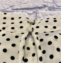 Load image into Gallery viewer, H&M Polka Dot Tunic