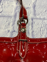 Load image into Gallery viewer, Coach Patent Leather Tote