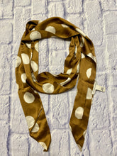 Load image into Gallery viewer, Banana Republic Silk Scarf (+1 Color)