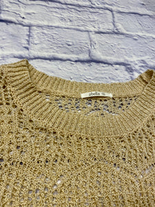 Bella Crochet Top