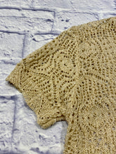 Load image into Gallery viewer, Bella Crochet Top