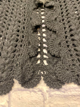 Load image into Gallery viewer, Franco Ziche Crochet Capelet