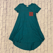 Load image into Gallery viewer, Lularoe Carly Hi Lo Dress
