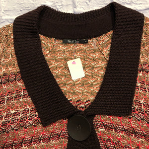 Nic & Zoe Big Button Cardigan