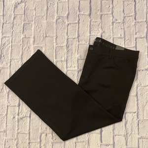 Torrid black stretch trouser with bootcut leg.  New with tags.