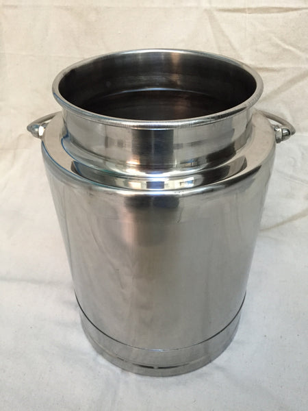 2 5 Gallon Stainless Steel Mini Milk Bucket Affordable