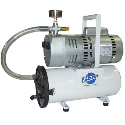 3 4 HP Gast Vacuum Pump With Reserve Tank