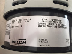 Welch 2585B-01  Vacuum Pump (Used) - Affordable Milkers LLC  - 2