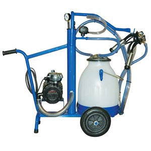 InterPuls Portable EcoMilker for One Cow - Affordable Milkers LLC  - 1