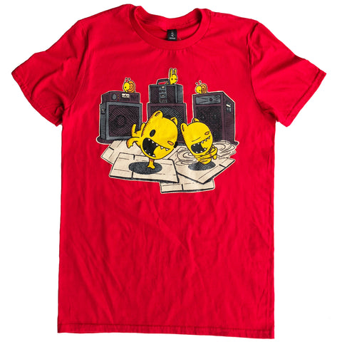 breakdancing bears t-shirt