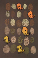 many birdies print