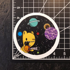 Space Sticker