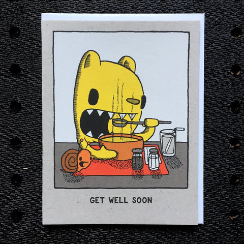 soup get well soon card