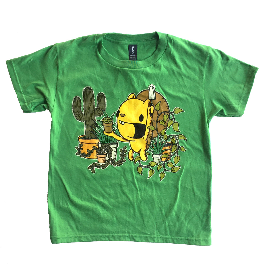 green thumb youth t-shirt