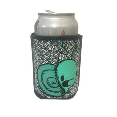 snail can coolie, snail koozie