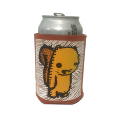 squirrel can coolie, squirrel koozie