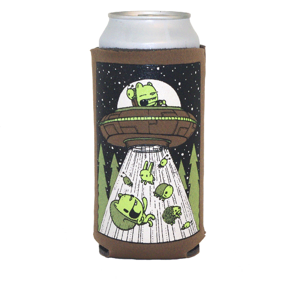 ufo 16oz can coolie