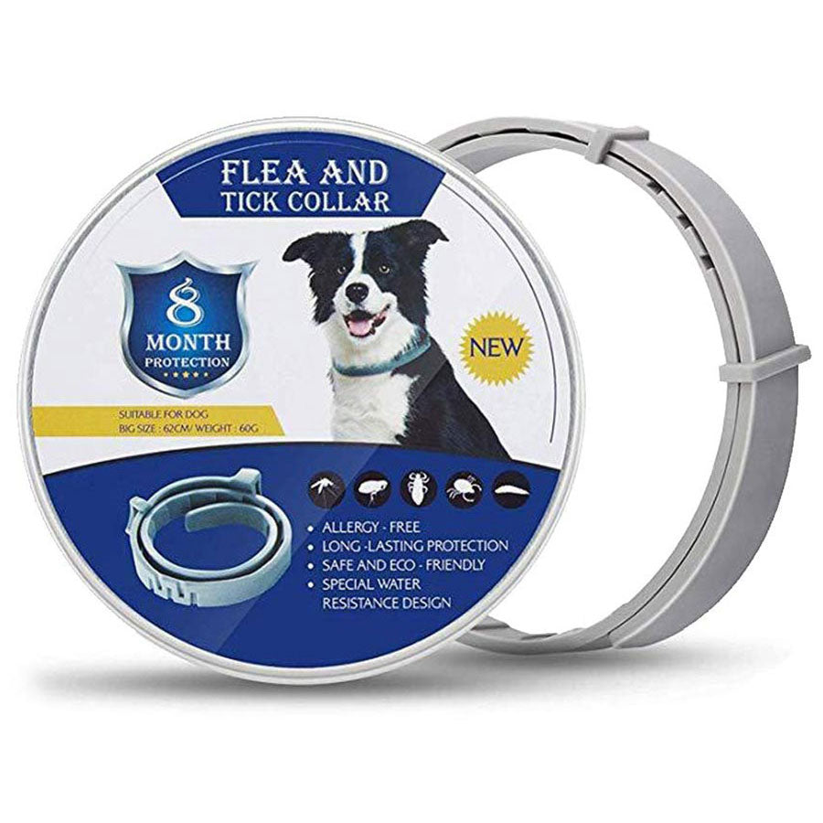 Flea and Tick Collar For Dogs.
