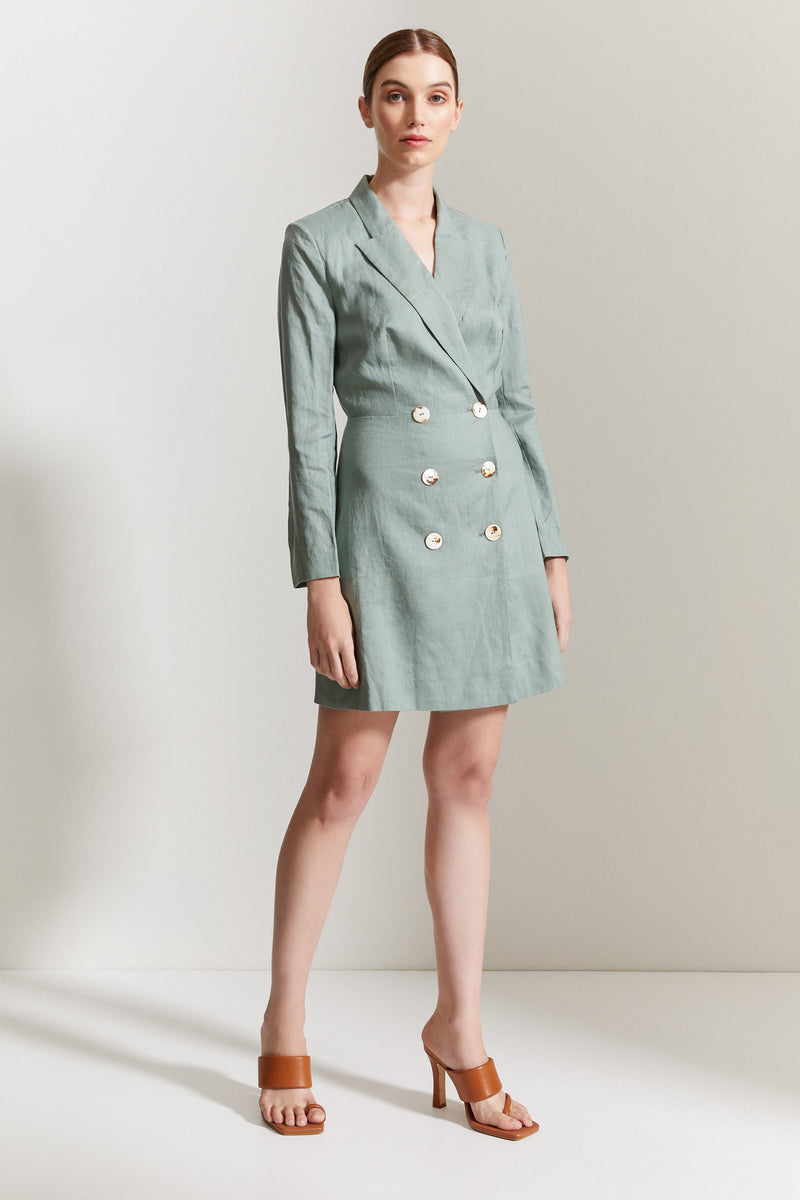 MERCY BLAZER DRESS