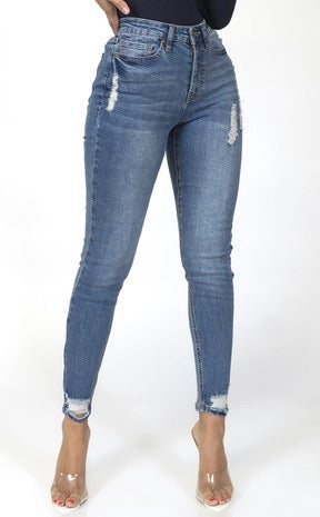It Girl Luxe Denim