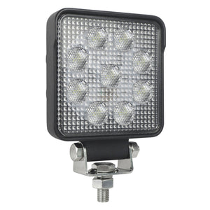 927S Square Work Light 10-20012/10-20013