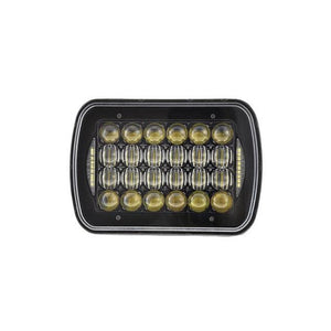 Off Road 5x7 Sealed Beam Replacement Headlights - Black Ops 10-20172
