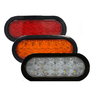 "DOT/SAE 6"" Marker Lights 10-20192/10-20193/10-20194"