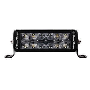 "NEW! High Lux 2.0 - Dual Row 6"" Light Bar 10-10150"