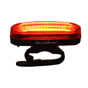 Dusk to Dawn Demon - Red Rear Bike Light 10-60009