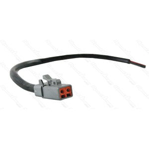 AMP Connector Harness End 10-30110