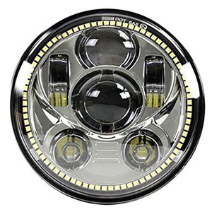 "5.75"" Motorcycle Headlight with DRL Halo 10-20210/10-20209"