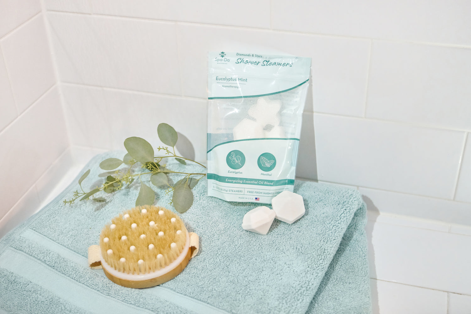 Spa Dā Deluxe Gift Set - Free Shipping