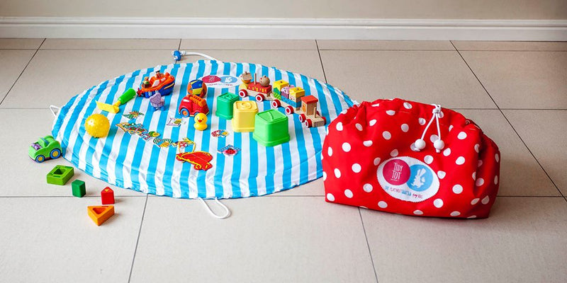 Tidy Tot Toy Tidy and Playmat