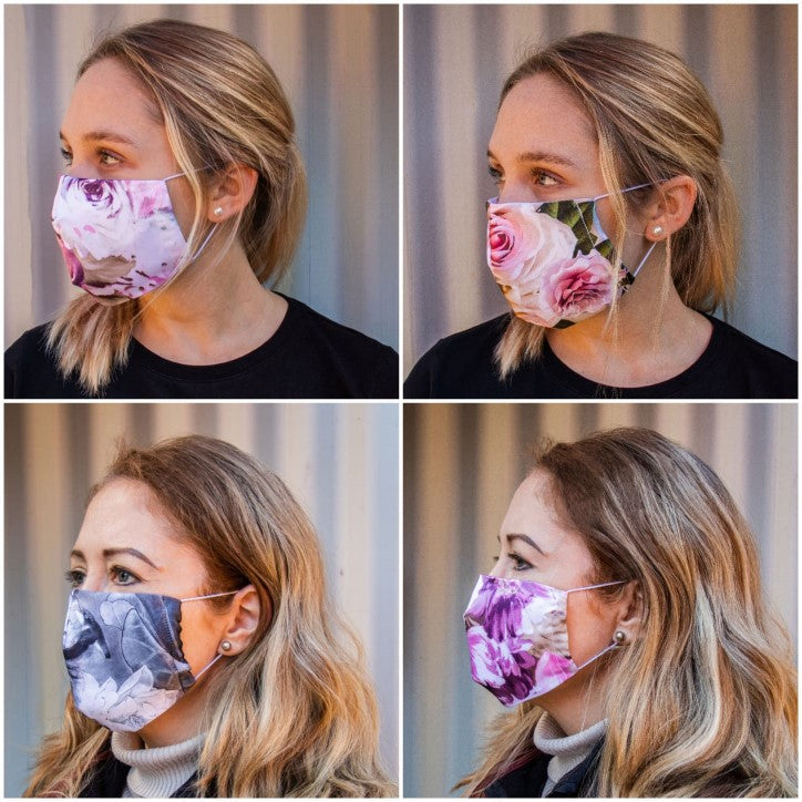 Elegant Fabric Masks