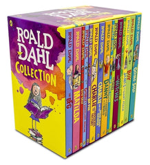 Roald Dahl 15 Book Slipcase - New Edition