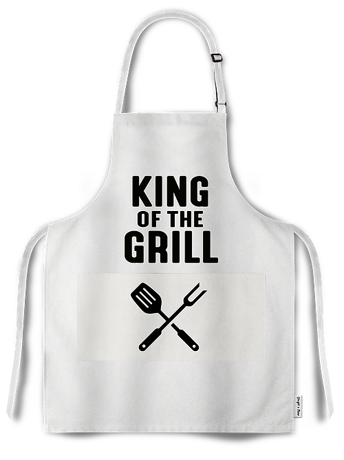 Apron - King of the grill
