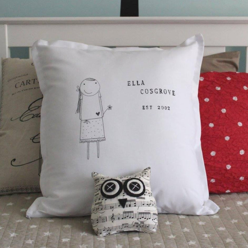 Custom Made Cushions for Children