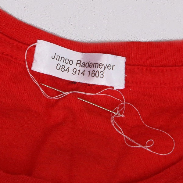 Clothing Labels - Sew On (50)