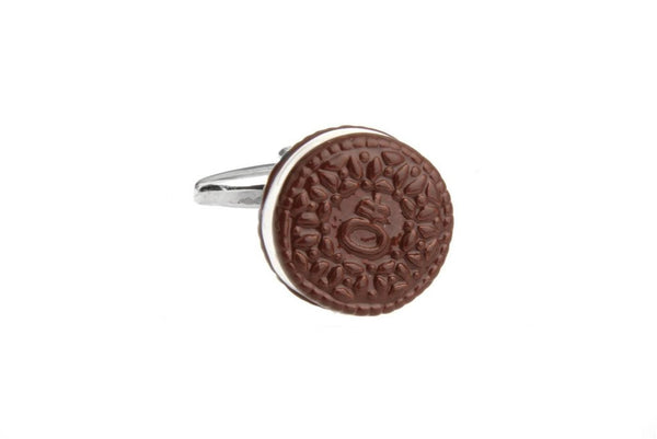 Cuff Links - Cookie