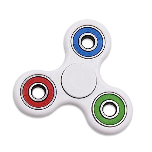 Fidget Spinner / Tri-Spinner - Plain with Colours