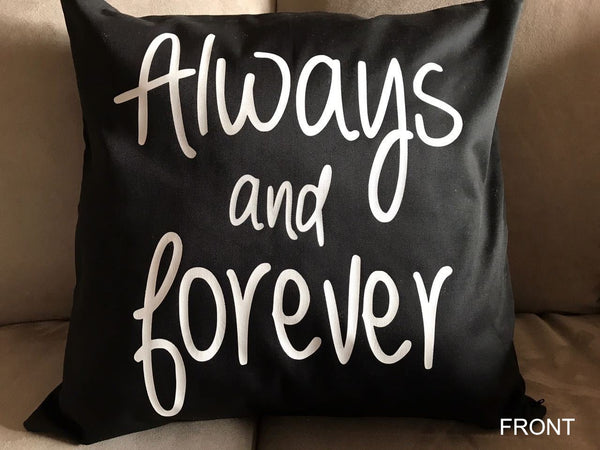 Custom made printed cushion - Design C