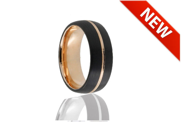 Ambition Tungsten Ring