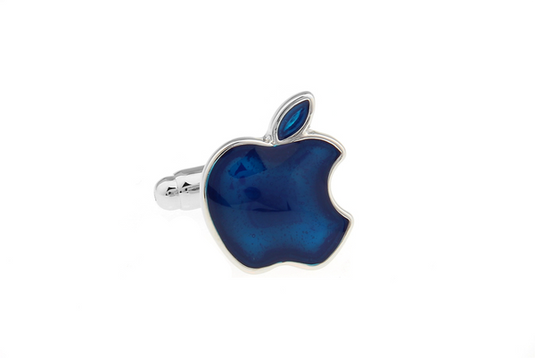 Cuff Links - Apple