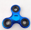 Fidget Spinner / Tri-Spinner - Metallic Plain Colours