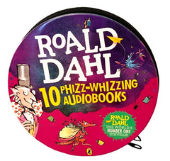 Roald Dahl - 10 Phizz-Whizzing Audio Books