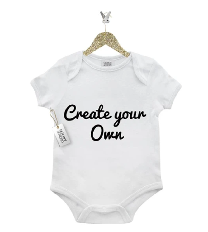 Baby Grow - Create your own slogan