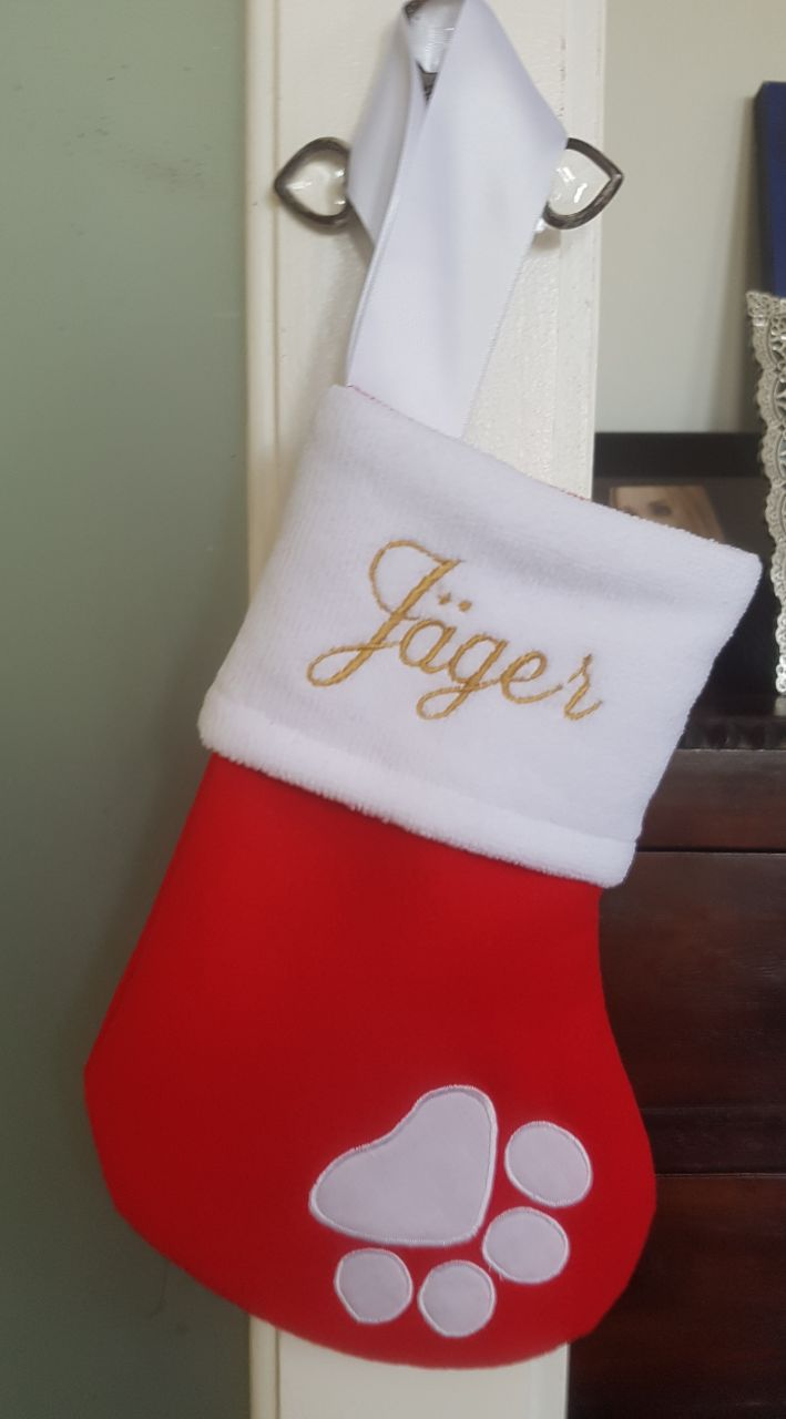 Christmas Stockings - For Pets