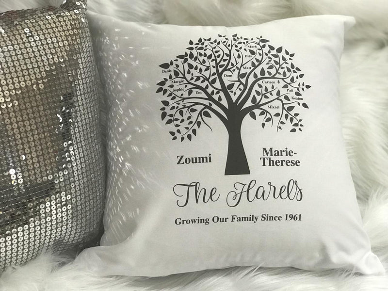GM - Family Tree Cushion